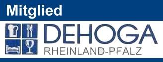 Mitglied im DEHOGA Rheinland-Pfalz